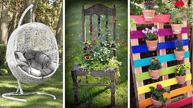 20 idées d'aménagement de jardin ambiance nature